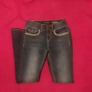 Girls vanilla star jeans